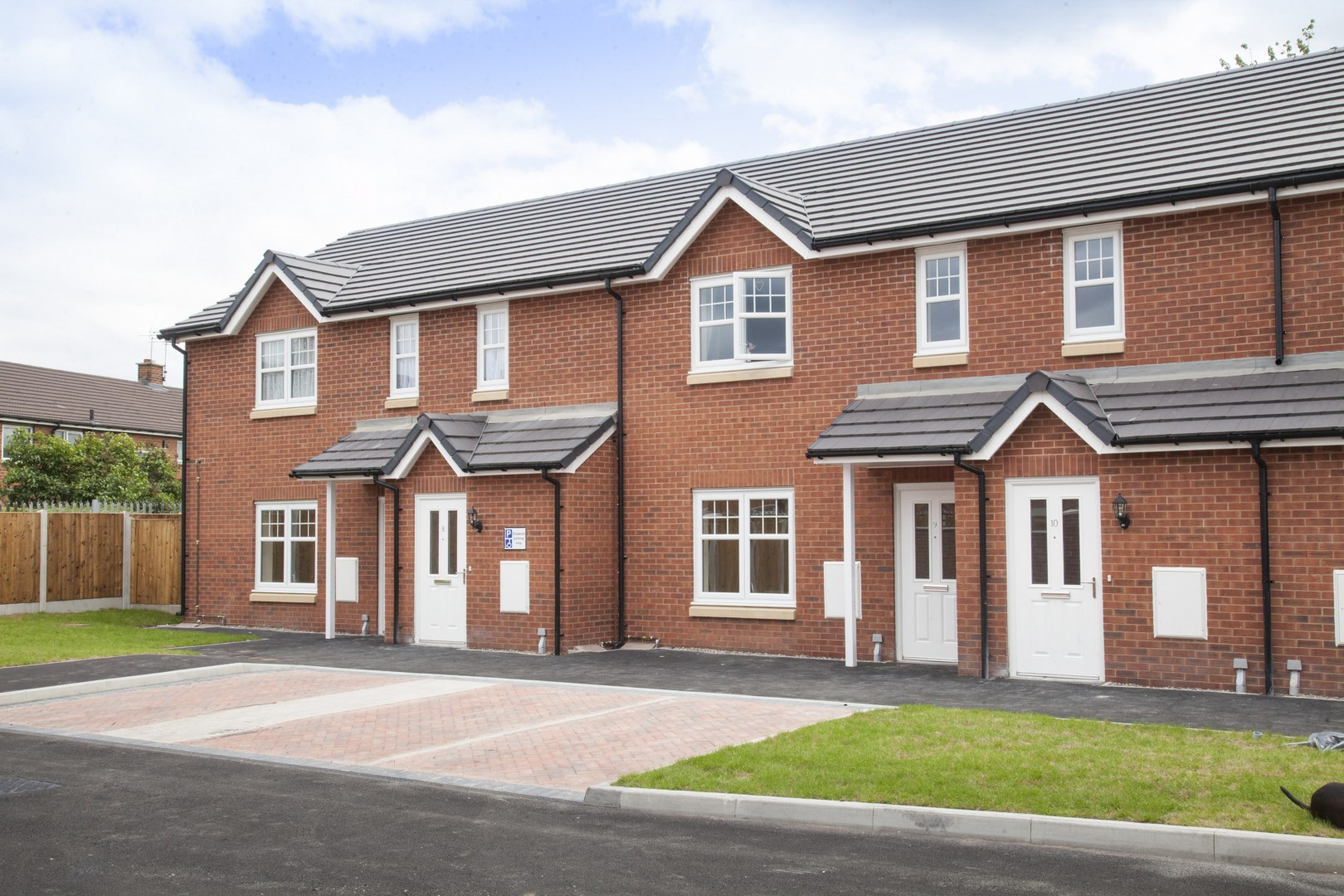 New affordable homes in wrexham due to new partnership for Cheap home builders